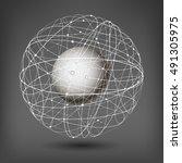 vector illustration on the... | Shutterstock .eps vector #491305975