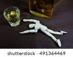 Small photo of alcohol addiction
