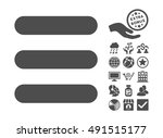 stack icon with bonus pictogram....