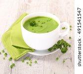 green soup | Shutterstock . vector #491541547