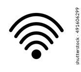 wifi | Shutterstock .eps vector #491606299