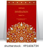 Indian Wedding Card Background Free Vector Art 122593 Free Downloads