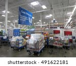 honolulu   january 4  2016  sam'... | Shutterstock . vector #491622181
