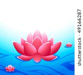 Sacred Lotuses At The Heaven's...