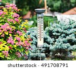 Modern Outdoor Thermometer In...