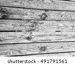 old wood vintage background... | Shutterstock . vector #491791561