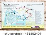 kotor  montenegro   september...   Shutterstock . vector #491802409