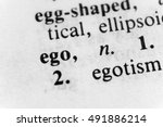 Small photo of Ego