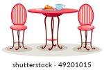 illustration of isolated... | Shutterstock .eps vector #49201015