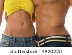 sexy and muscular body of man... | Shutterstock . vector #4920220