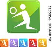 volleyball player | Shutterstock .eps vector #49202752