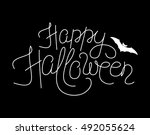 vector illustration of happy...   Shutterstock .eps vector #492055624