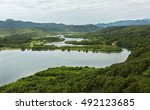 Kurile Lake And The Source Of...