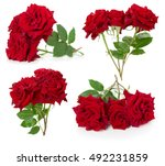 Collection Of Red Roses...