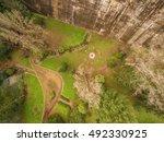 Aerial View Of Maroondah...