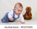 happy child | Shutterstock . vector #49237600
