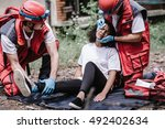 Disaster Relief  Rescue Team...