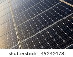 texture detail of photoelectric ... | Shutterstock . vector #49242478