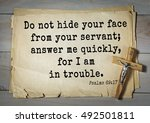 Top 1000.  Bible Verses From...