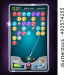 bubble shooter game user...