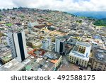 beautiful cityscape view of... | Shutterstock . vector #492588175