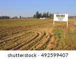 A Sign Advertises Agricultural...