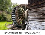 Photo Of Old Watermill Buildin...