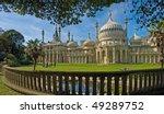 The Royal Pavilion  Built For...