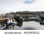 Harbor At Whitby  North...