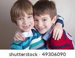 Lovely kids - stock photo