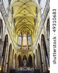 Altar Of St Vitus Cathedral In...