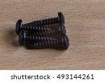 Small photo of Lag screws aluminum industry
