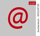 email credit vector icon  email ...