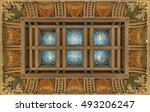 washington  usa   october 6 ... | Shutterstock . vector #493206247