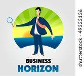 business sign | Shutterstock .eps vector #49323136