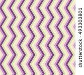 zig zag seamless pattern in... | Shutterstock .eps vector #493303801