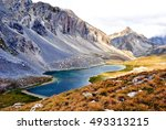 Lake Of Roburent In The...