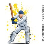 vector illustration of a... | Shutterstock .eps vector #493470889