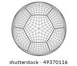 3d soccer | Shutterstock .eps vector #49370116