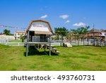 pattaya  thailand   may 5  2016 ... | Shutterstock . vector #493760731