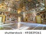 bagheria  italy   september 10  ... | Shutterstock . vector #493839361