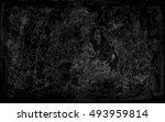 abstract grunge grid polka dot... | Shutterstock . vector #493959814