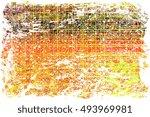 grunge texture background | Shutterstock . vector #493969981