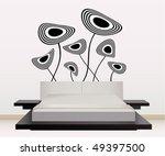 wall decoration   Shutterstock .eps vector #49397500