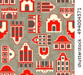 Seamless Vector Pattern Of...