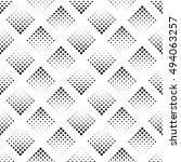seamless pattern. monochrome....   Shutterstock .eps vector #494063257