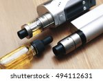 vaping device | Shutterstock . vector #494112631