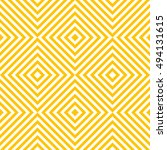 pattern stripe seamless orange... | Shutterstock .eps vector #494131615