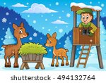 Forester Winter Theme 2   Eps10 ...