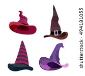 Witch Hats Halloween With...